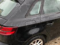 Aripa dreapta spate Audi A3 Hatchback 2015
