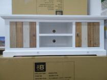Cabinet TV din lemn masiv