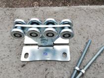 Kit sistem autoportant,poarta autoportanta deschidere max 4m