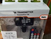 Modulator FM cu mp3 T'nB + telecomanda
