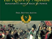 Carte istorie Napoleon 1815, intoarcerea lui Bonaparte
