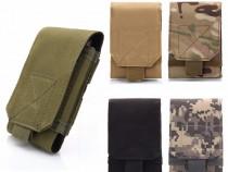 Husa telefon material textil pt curea, rucasac