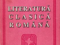 Literatură clasică română