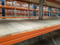 Rafturi portpalet Meta Germania 2015 si polita lemn 3 cm
