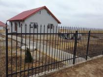 Casa + teren 725mp sat Branistea la 18 km de Galați