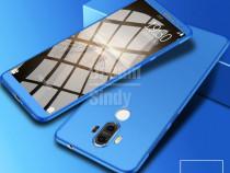 Huawei Mate 10 Lite - Husa 360 Slim Plastic Fata Spate Folie