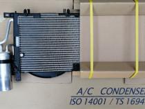 Radiator aer conditionat opel corsa c