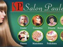 Persoana calificata pt postul de masaj la salon Paulette