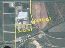 Teren Intravilan 1040 mp , Miroslava , Brătuleni