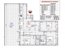 Dezvoltator Penthouse 4 camere 2 bai terasa 53mp Turnisor