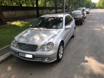 Mercedes-Benz C200 Kompressor Facelift W203 1.8 163 CP