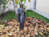 Statueta din bronz.