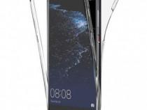 Huawei Mate 10 Lite - Husa 360 Slim Fata si Spate Din Silico