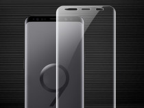 Samsung S9 S9 Plus - Folie Curbata Din Silicon Transparenta