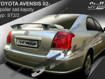 Eleron tuning portbagaj Toyota Avensis Mk2 HB 2003-2009 v2