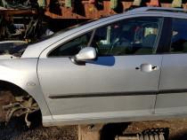 Usa stanga fata Peugeot 407 sw, 2005