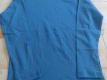 Bluza noua albastra 128