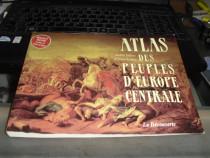 """""""ATLAS Des Peuples D'Europe Centrale"""" Andre Sellier"""