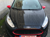 Ford Fiesta ST Black&Red edition