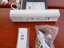 Kit automatizare rulou cu telecomanda si senzor lumina