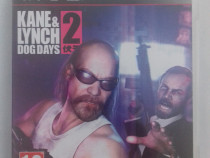 Kane & Lynch 2 Dog Days Playstation 3 PS3