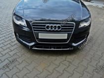 Prelungire splitter tuning bara fata Audi A4 B8 NFL 08-12 v2