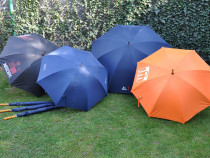 Umbrela mare cu maner de lemn, diametrul 100 cm/umbrele 1m