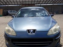 Peugeot 407 2.0 HDI, 2004
