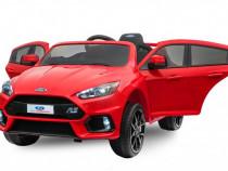 Masinuta electrica pentru copii ford focus rs premium #rosu