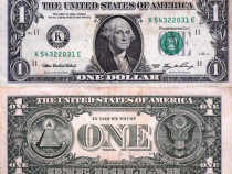 Lot 4 Bancnote U.S. AMERICA
