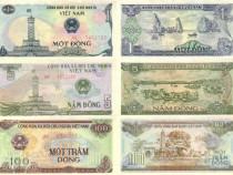 Lot 12 bancnote VIETNAM 1985-2014 - UNC