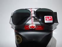 Ochelari de soare ray ban aviator 3026-62mm black frames