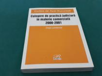Culegere de practică juridică în materie comercială 2000-200