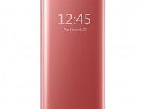Husa Telefon Flip Book Clear View Samsung Galaxy J4 Plus 201