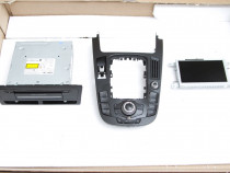 Navigație MMI 3G Basic + consolă + display Audi A4 B8