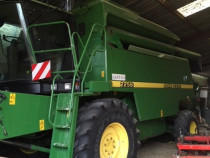 Combina JD 2256, an 2000, header paioase 4,85 m, import 2019