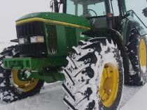 Tractor John Deere 6800, AC, 120 CP, tractiune 4x4, anv. noi