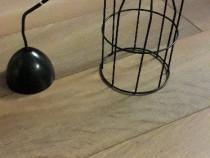 Pendul Ponte, culoare negru, putere maxima 60 W, E27