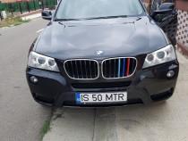 BMW X3 Xdrive 20d Aut. (F25)