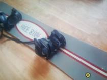 Placa snowboard mod nou usoara rotunjita legaturi
