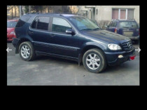 Mercedes ML 2.7 plus platforma 2.5 to.