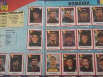 Album complet Cupa Mondiala Fotbal SUA 1994 Generatia de Aur