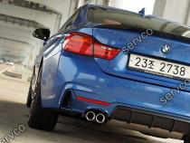 Prelungire lip buza spoiler bara spate BMW F32 Seria 4 v1