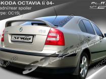 Eleron portbagaj tuning sport Skoda Octavia 2 RS 04-13 v7