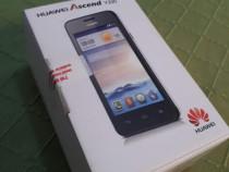 Telefon mobil huawei y 330 ascend (black)