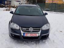 VW Golf V -- Bluemotion