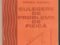 Mihail Sandu-Culegere de probleme de fizica
