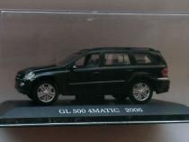 Macheta Mercedes-Benz GL500 (X164) 2006 - Altaya 1/43