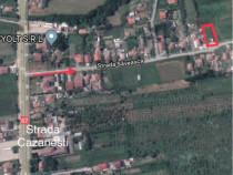 Teren Cazanesti-Valcea=1624 mp