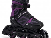 Role K2 Damen Fitness Inline Skates VO2 90 Boa W, negru-mov